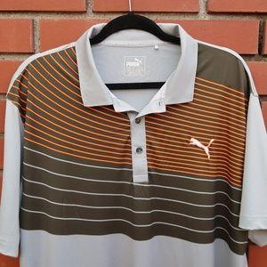 PUMA Golf polo shirt - XL